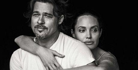 Angelina Jolie và Brad Pitt ly hôn: Chỉ là quả báo?