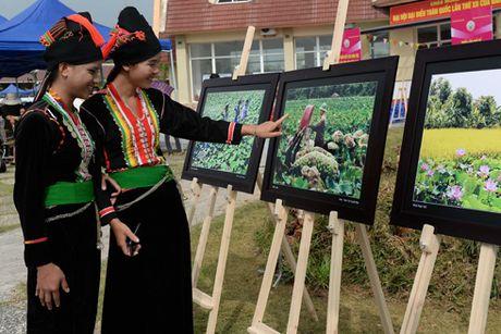 Thi ảnh về Làng Văn hóa các dân tộc Việt Nam
