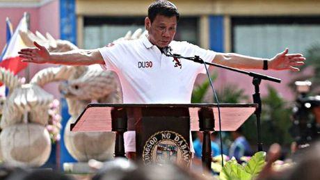 Tổng thống Duterte: CIA đang lên kế hoạch...