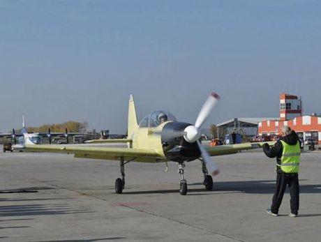 Nga moi mon cho may bay Yak-152: Ton that Ukraine - Anh 1
