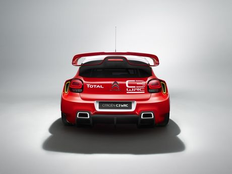 Citroen tro lai voi mau C3 WRC Concept tai WRC 2017 - Anh 5