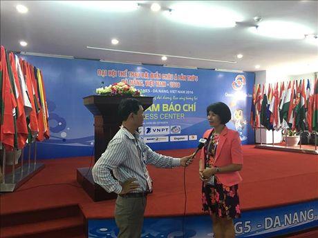 OCA va phong vien nuoc ngoai danh gia cao cong tac truyen thong cua Viet Nam - Anh 1