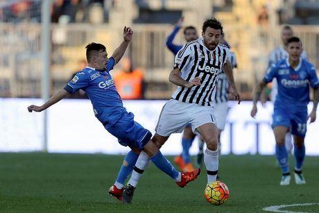 17h30 ngay 02/10: Empoli vs Juventus: 'Lao ba' giuong oai - Anh 1