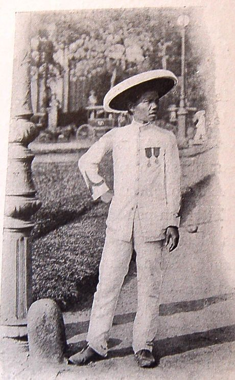 Loat anh tuyet voi ve xu so Dong Duong nam 1901 (2) - Anh 4