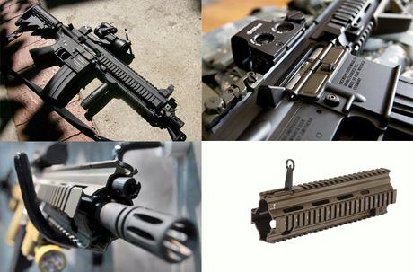 Sung truong HK-416 lai sung phong luu M320: 'Than chet la day' - Anh 3