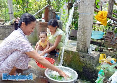 Giam noi lo thieu nuoc sinh hoat - Anh 1