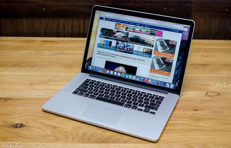 Bien may Mac cu thanh moi: phan mem, nang SSD, thay vo + pin, nang RAM - Anh 4
