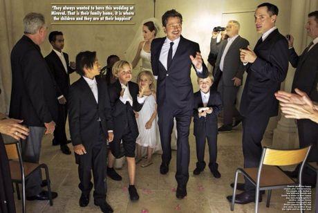 Angelina Jolie khong muon trung phat Brad - Anh 2