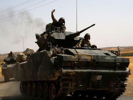 Tho Nhi Ky dua 1.000 dac nhiem vao Syria - Anh 1