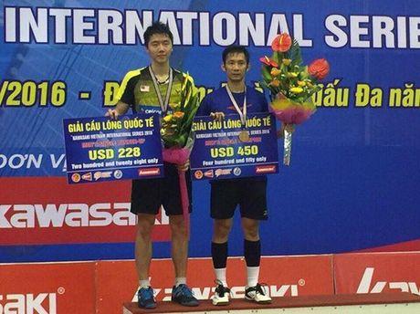 Vo dich Kawasaki Cup, Tien Minh chua het thoi - Anh 1