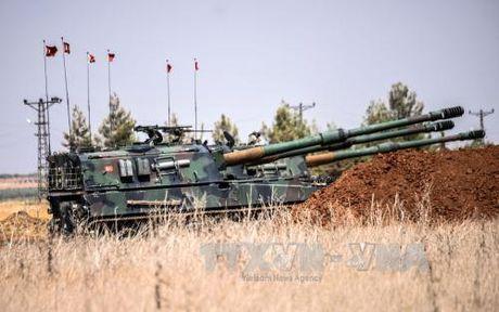Tho Nhi Ky gia han nhiem vu cho cac binh si o Iraq, Syria - Anh 1