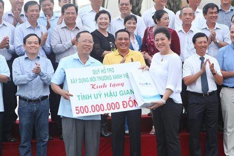 500 trieu dong dau tu cho moi truong tinh Hau Giang - Anh 1