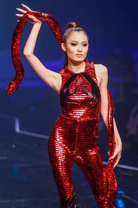 Ngoc Chau la Quan quan Vietnam's Next Top Model 2016 - Anh 10