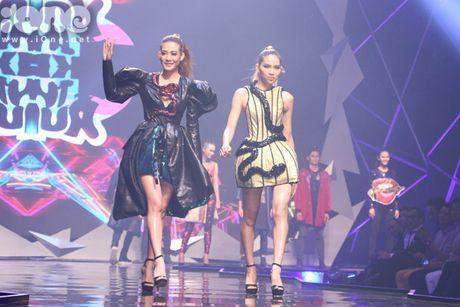 Ngoc Chau la Quan quan Vietnam's Next Top Model 2016 - Anh 4