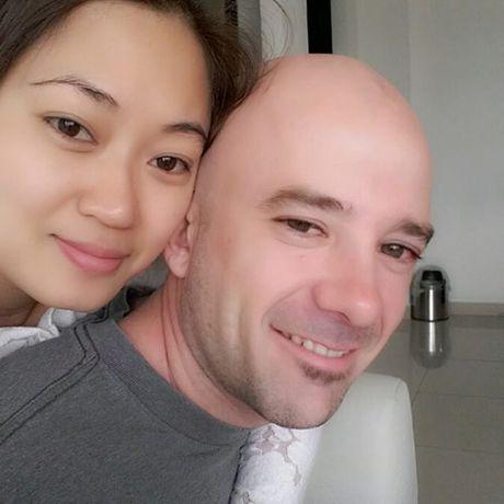 "Single-mom Quang Ninh chu dong ""hoi cuoi"" trai Tay moi gap 10 ngay va cai ket ngot lim - Anh 2"