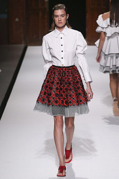Thuy Trang, Thanh Thao cung trung show tai Paris Fashion Week - Anh 10