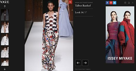 Thuy Trang, Thanh Thao cung trung show tai Paris Fashion Week - Anh 1