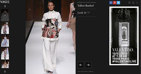 Thuy Trang, Thanh Thao cung trung show tai Paris Fashion Week - Anh 2