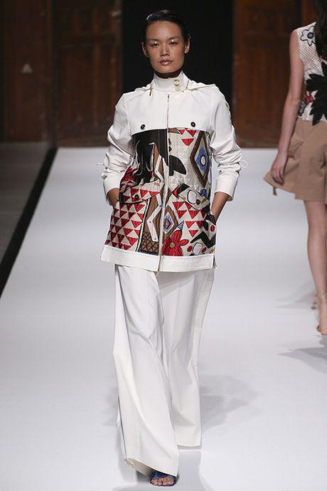 Thuy Trang, Thanh Thao cung trung show tai Paris Fashion Week - Anh 5