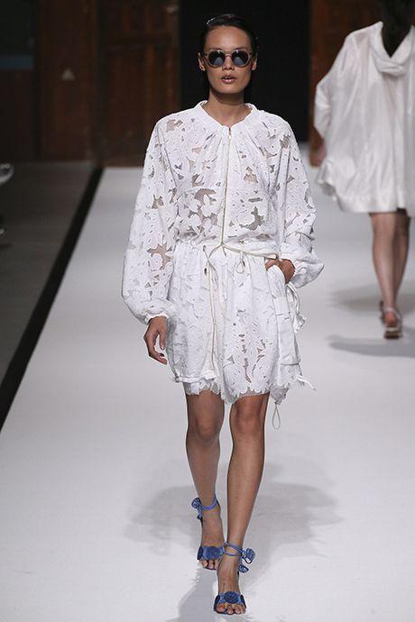 Thuy Trang, Thanh Thao cung trung show tai Paris Fashion Week - Anh 6