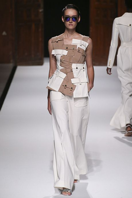 Thuy Trang, Thanh Thao cung trung show tai Paris Fashion Week - Anh 7