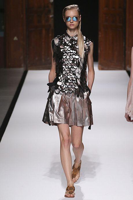 Thuy Trang, Thanh Thao cung trung show tai Paris Fashion Week - Anh 8