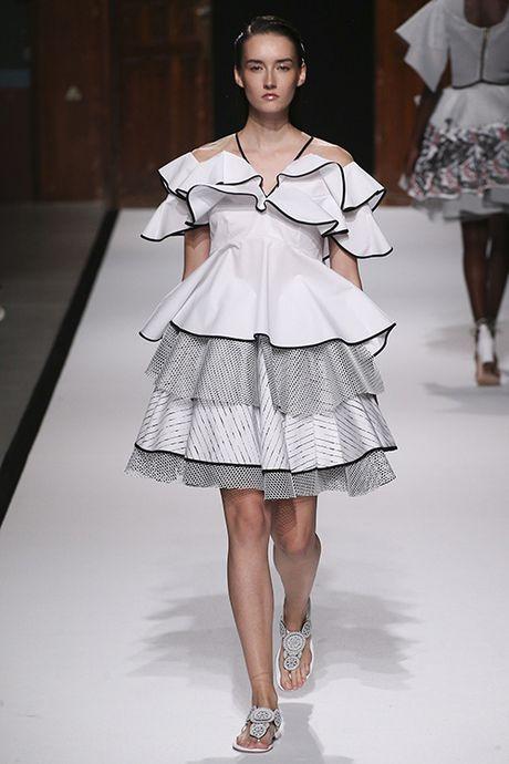 Thuy Trang, Thanh Thao cung trung show tai Paris Fashion Week - Anh 9