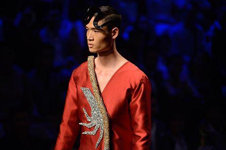 Quan quan Vietnam's Next Top Model 2016 la Ngoc Chau - Anh 10