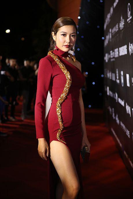 Quan quan Vietnam's Next Top Model 2016 la Ngoc Chau - Anh 20