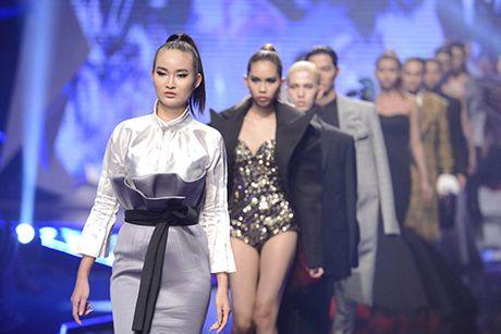Quan quan Vietnam's Next Top Model 2016 la Ngoc Chau - Anh 4