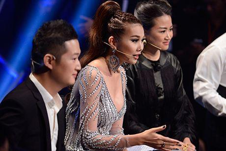 Quan quan Vietnam's Next Top Model 2016 la Ngoc Chau - Anh 6