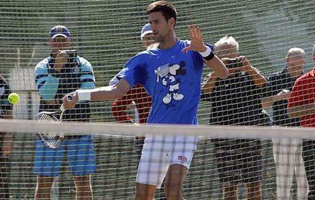 SOC: Djokovic khong con thiet tha vo dich Grand Slam - Anh 1