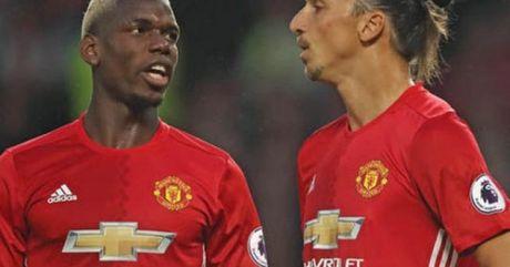 """MU: Ngay Ibrahimovic va Pogba hoa """"chan go"""" - Anh 1"""