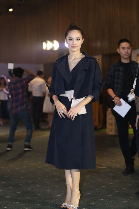 Dan Hoa hau, A hau 'do bo' tham do Elle Fashion Journey - Anh 5