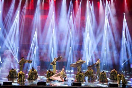 'Diamond Show' cua Mr. Dam - mot Las Vegas giua long thanh pho - Anh 18