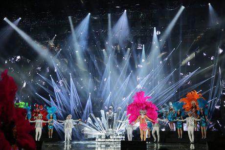 'Diamond Show' cua Mr. Dam - mot Las Vegas giua long thanh pho - Anh 23