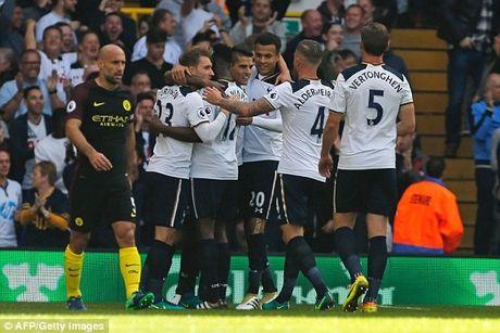 XEM TRUC TIEP Tottenham - Manchester City TAI DAY - Anh 1