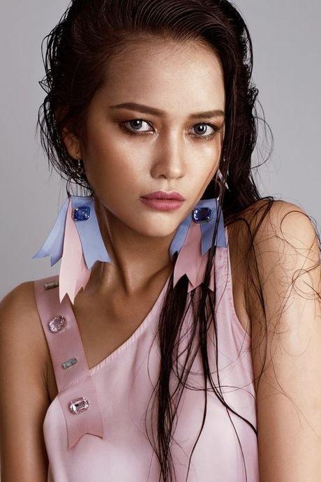 Ngoc Chau vuot mat co gai 1m55 gianh Quan quan Vietnam Next Top Model 2016 - Anh 10