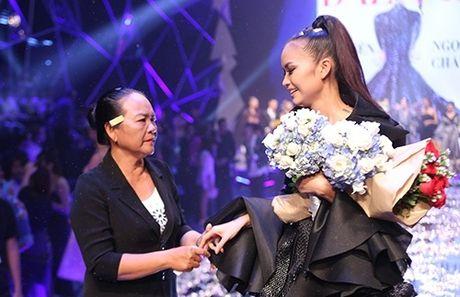 Ngoc Chau vuot mat co gai 1m55 gianh Quan quan Vietnam Next Top Model 2016 - Anh 3