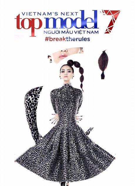 Ngoc Chau vuot mat co gai 1m55 gianh Quan quan Vietnam Next Top Model 2016 - Anh 8
