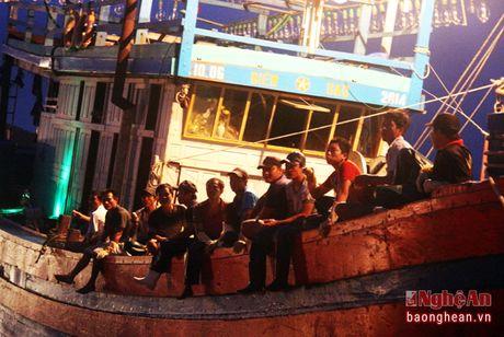 Ngu dan Tien Thuy ron rang vao mua ca Bac - Anh 10