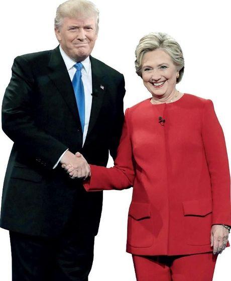 Neu duoc bo phieu, da phan nguoi Phap se chon ba Clinton - Anh 1
