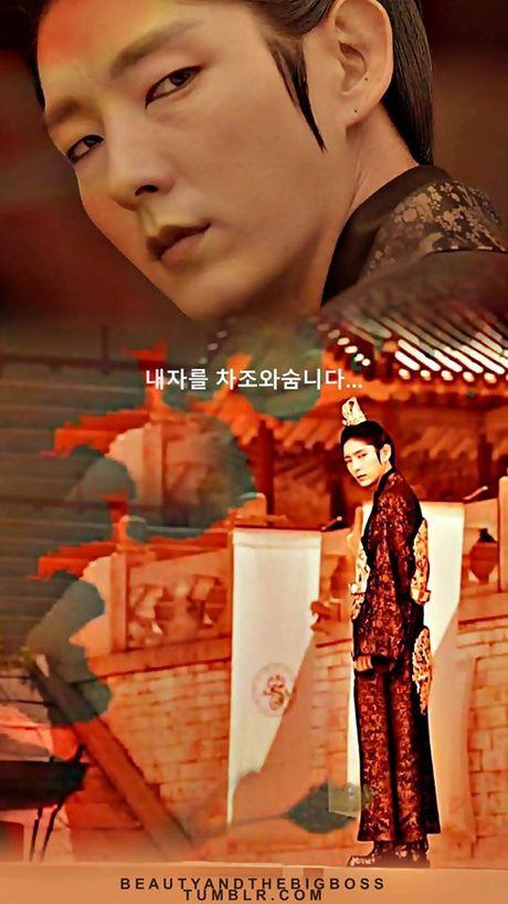 Ban luan 'Moon Lovers': Wang So khong ac moi la la! - Anh 17