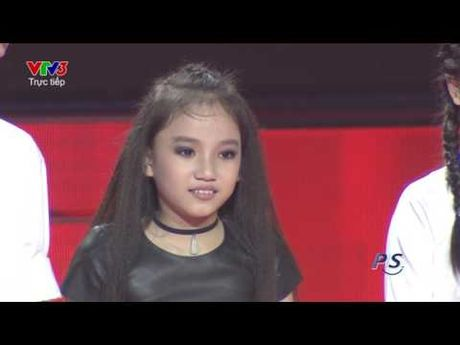 Nhung tiet muc 'don tim' fan cua soai ca nhi Chu Tuan Ngoc tai Giong hat Viet nhi 2016 - Anh 11
