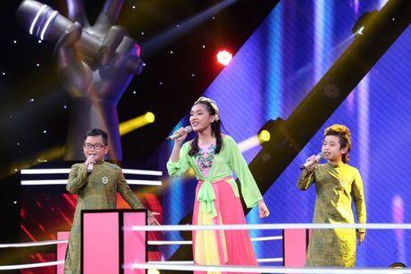 Nhung tiet muc 'don tim' fan cua soai ca nhi Chu Tuan Ngoc tai Giong hat Viet nhi 2016 - Anh 5