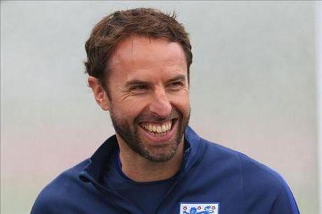 """HLV Gareth Southgate hoan tat """"bo sau"""" tai DT Anh - Anh 1"""