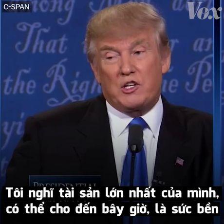Donald Trump xoay dung diem yeu khien Hillary Clinton dung hinh - Anh 2