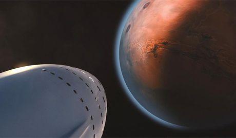 NASA mat gan 140 ty USD de dua nguoi len mat trang, ty phu ngong cuong Elon Musk chi doi 200.000 USD de dua nguoi toi sao Hoa - Anh 2