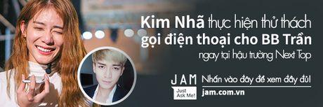 Truoc chung ket Next Top, Kim Nha tuoi vui va nhang nhit nhu the nay day! - Anh 16