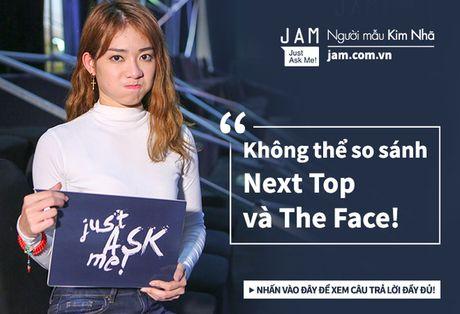 Truoc chung ket Next Top, Kim Nha tuoi vui va nhang nhit nhu the nay day! - Anh 6